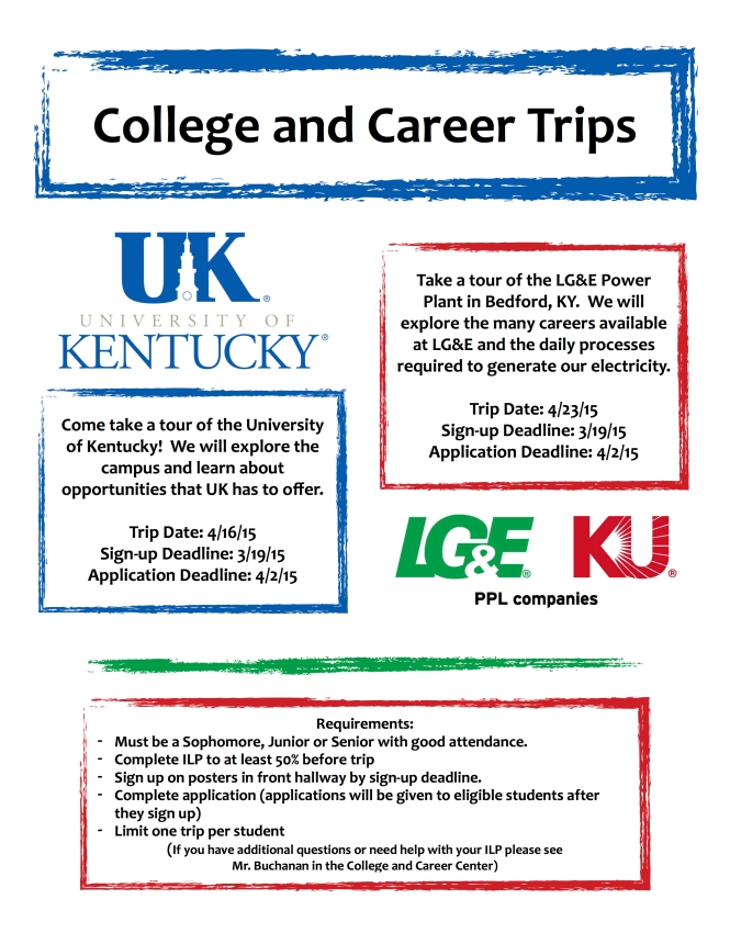 College and Career Trips