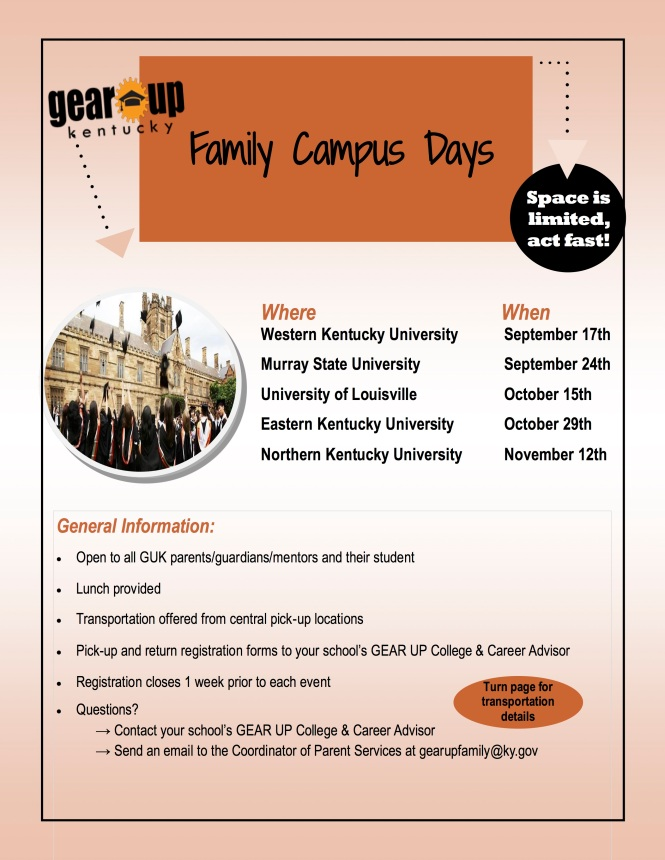 2016-fall-family-campus-days-flyer